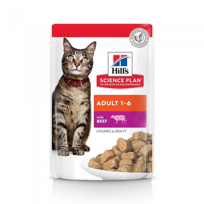 Alimentation pour chat - Hill's Science plan Adult pour chats