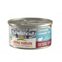 Pâtée en boîte pour chat - Almo Nature Holistic Fonctionnel Urinary - 24 x 85 g