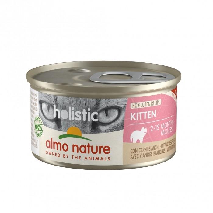 Alimentation pour chat - Almo Nature Holistic Maintenance - Kitten pour chats