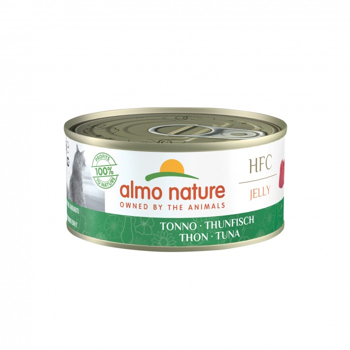 Alimentation pour chat - Almo Nature HFC Jelly - 6 x 150 g pour chats