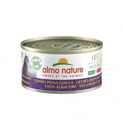 Alimentation pour chat - Almo Nature HFC Natural Made in Italy Grain Free - 24 x 70 g pour chats