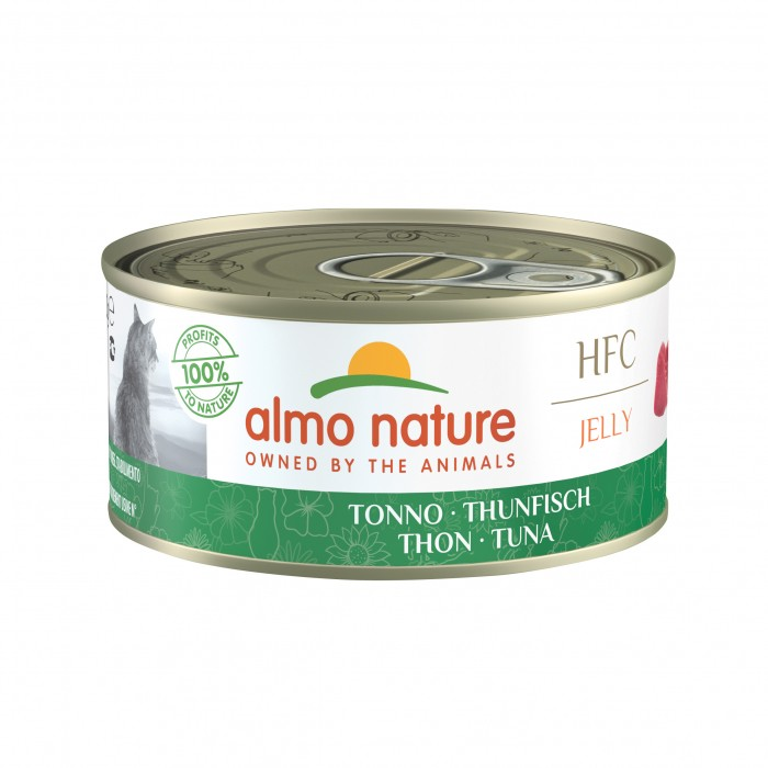 Alimentation pour chat - Almo Nature HFC Jelly 24 x 150 g pour chats