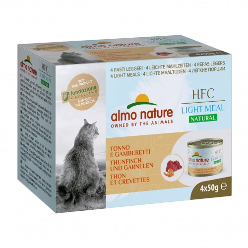 Alimentation pour chat - Almo Nature HFC Light Meal pour chats