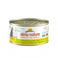 Pâtée en boîte pour chat - Almo Nature HFC Complete Made In Italy Adult - Lot de 24 x 70 g Almo Nature HFC Complete MII