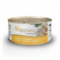 Pâtée en boîte pour chaton - APPLAWS Bouillon Kitten