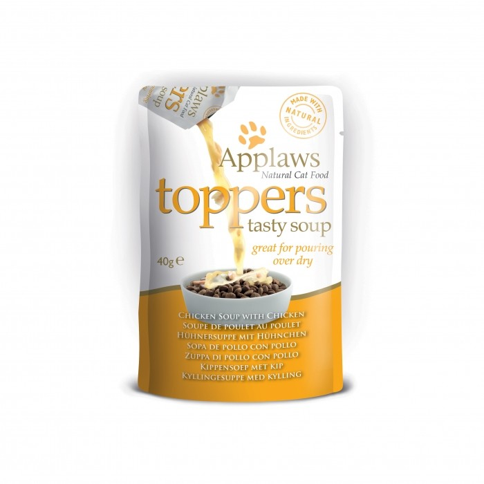 APPLAWS Toppers soupe-Toppers soupe