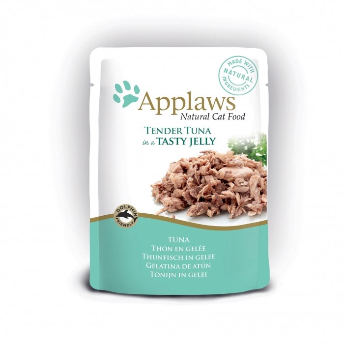 Alimentation pour chat - APPLAWS Sachets en gelée Adulte pour chats