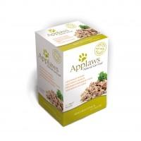 Pâtée en sachet pour chat - APPLAWS Multipack en gelée - 5 x 50 g