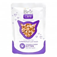 Sachet fraîcheur pour chaton - Brit Care  Kitten Kitten