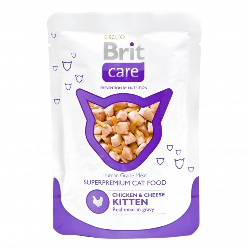 Alimentation pour chat - Brit Care  Kitten pour chats