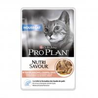 Pâtée en sachet pour chat - PURINA PROPLAN Nutrisavour Housecat en sauce