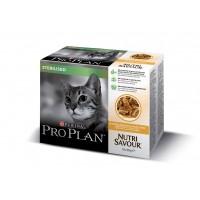 Pâtée en sachet pour chat - Proplan Nutrisavour Sterilised en sauce Nutrisavour Sterilised en sauce
