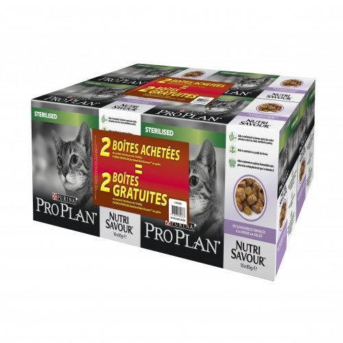 Alimentation pour chat - PURINA PROPLAN pour chats