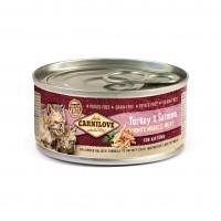 Pâtée en boîte pour chat - CARNILOVE Pâtée Chaton à la viande blanche