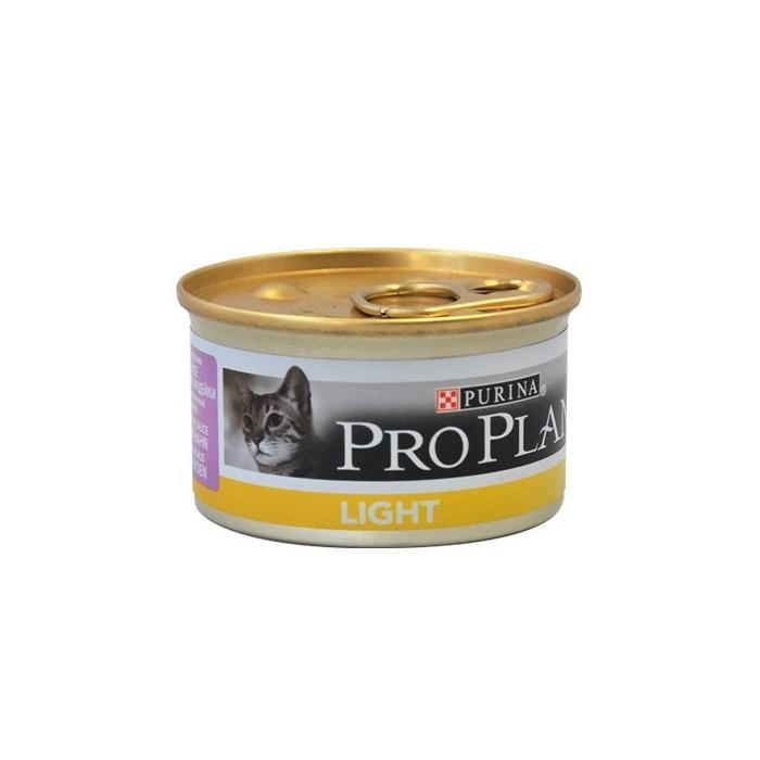 Alimentation pour chat - Porplan Light - Lot 24 x 85g pour chats