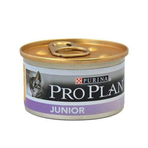 Alimentation pour chat - Proplan Junior - Lot 24 x 85g  pour chats