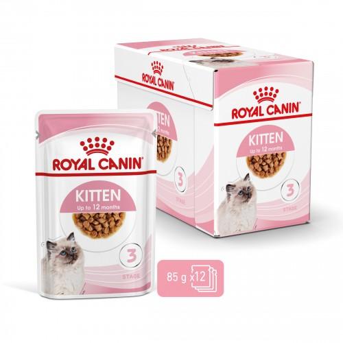Alimentation pour chat - Royal Canin Kitten pour chats