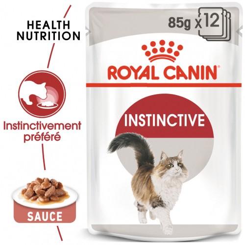 Alimentation pour chat - Royal Canin Instinctive pour chats