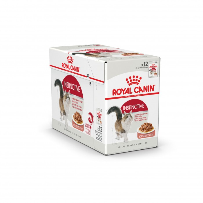 Royal canin sachet fra cheur pour chat instinctive for Royal canin ecuador