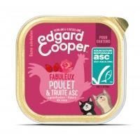 Pâtée en barquette pour chaton - Edgard & Cooper Pâtée Chaton Sans Céréales