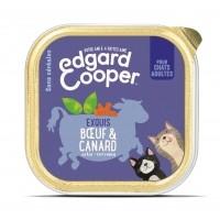 Pâtée en barquette pour chat - Edgard & Cooper Pâtée Adulte Sans Céréales