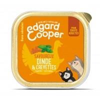 Pâtée en barquette pour chat - Edgard & Cooper, pâtée en barquettes pour chat adulte Pâtée Adulte Sans Céréales