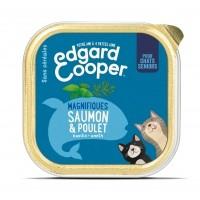 Pâtée en barquette pour chat - Edgard & Cooper, pâtée en barquettes pour chat sénior Pâtée Senior Sans Céréales
