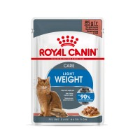 Sachet fraîcheur pour chat - ROYAL CANIN Ultra Light 10 - Lot 12 x 85g