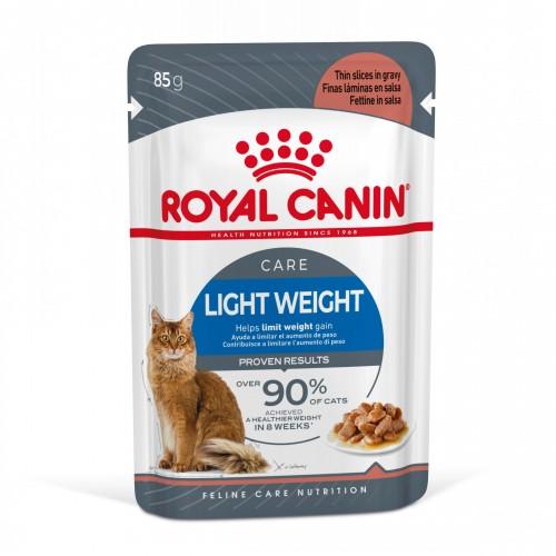 Sachet fraîcheur pour chat - ROYAL CANIN Ultra Light 10 - Lot 12 x 85g
