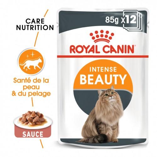 Alimentation pour chat - Royal Canin Intense Beauty pour chats