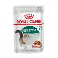 Sachet fraîcheur pour chat - Royal Canin Instinctive 7+ Instinctive 7+ - Lot 12 x 85g