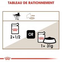 Sachet fraîcheur pour chat - ROYAL CANIN Ageing 12+ - Lot 12 x 85 g
