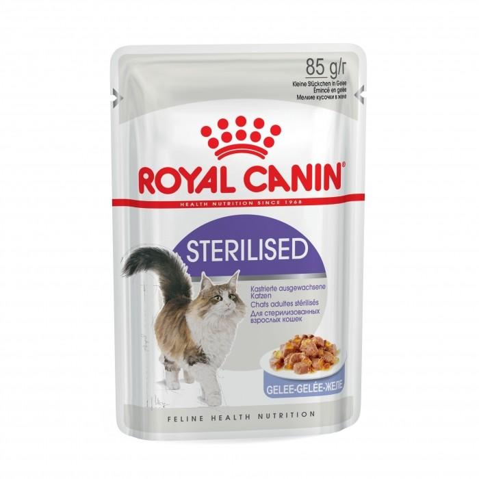 Alimentation pour chat - Royal Canin Sterilised pour chats