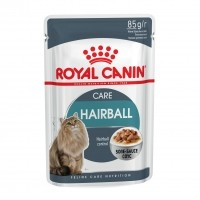 Sachet fraîcheur pour chat - ROYAL CANIN Hairball Care Sauce