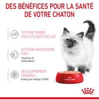 Sachet fraîcheur pour chaton - Royal Canin Kitten - Mousses pour chaton Royal Canin