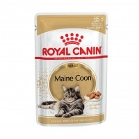 Sachet fraicheur pour chat - ROYAL CANIN Maine Coon Adult sauce