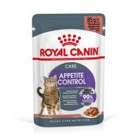 Sachet fraîcheur pour chat - Royal Canin Appetite Control Appetite Control Sterilised - Lot 12 x 85 g