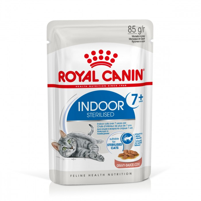 Alimentation pour chat - Royal Canin Indoor 7+ Sterilised pour chats