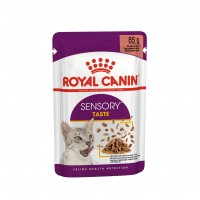 Sachets fraîcheur pour chat - Royal Canin Sensory Taste Royal Canin