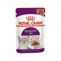 Sachets fraîcheur pour chat - Royal Canin Sensory Feel Royal Canin