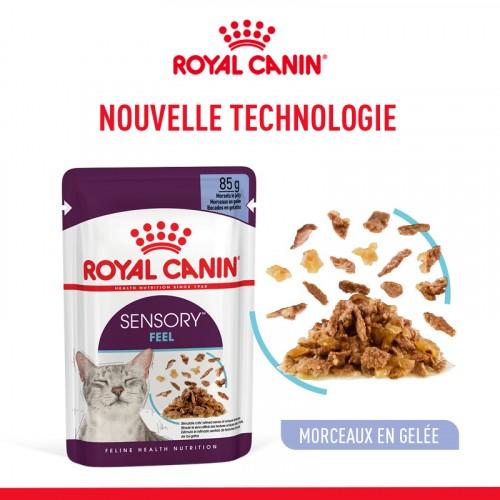 Alimentation pour chat - Royal Canin Sensory Feel pour chats
