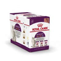 Sachets fraîcheur pour chat - Royal Canin Sensory Multipack Royal Canin