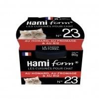 Pâtée en boîte pour chat - Hamiform - Les cuisinés pour chat Recettes au Homard