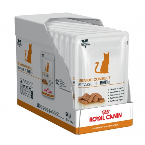 Alimentation pour chat - Royal Canin Veterinary Mature Consult pour chats