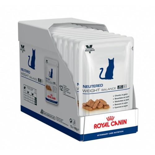 Alimentation pour chat - Royal Canin Neutered Balance pour chats