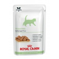 Sachet fraîcheur pour chat - ROYAL CANIN Pediatric Growth - Lot 12 x 100g
