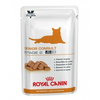 Sachet fraîcheur pour chat - ROYAL CANIN Senior Consult Stage 2 - Chat stérilise 12+