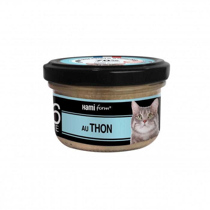 Hamiform - Les cuisinés pour chat Recettes au Thon-Recettes au Thon