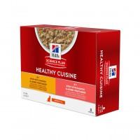 Pâtée en boîte pour chat adulte - Hill's Science Plan Adult - Mijotés Healthy Cuisine Healthy Cuisine