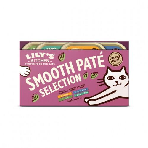 Alimentation pour chat - Lily's Kitchen Multipack Patée Adulte Sans Céréales pour chats
